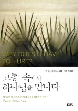 고통 속에서 하나님을 만나다